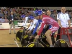 Rowsell/Trott/King Team Pursuit World Record
