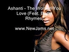 Ashanti - The Woman You Love (Feat. Busta Rhymes) New Song 2011
