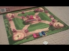 Tractor Tipping Board Game Review / Instructions with Frank the Combine from Disney Pixar Cars