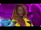 Zoanette Johnson Auditions - AMERICAN IDOL SEASON 12