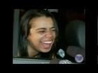 Estudante bêbada Congelada - Avenida Brasil