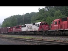 HiDef: SOO, D&H, CP: Canadian Pacific Action in Northeast Pennsylvania