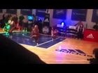 NBA Detroit Pistons dance team cheerleaders in HD wow sexy women :)