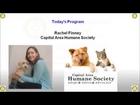 Rotary Speaker: Rachel Finney with Capital Area Humane Society