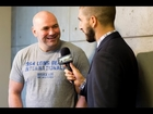 Dana White talks UFC 155, FOX relationship and future of UFC
