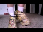 Taokaka Shoes WIP