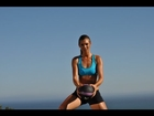 TOTAL-BODY MEDICINE BALL/STEP ROUTINE