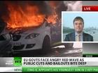 'Euro teetering on the edge, austerity measures inevitable'