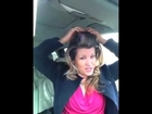 Working Mom on TV :Hair Rollers in the Car