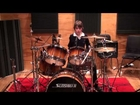 Max Dangerfield & Mia Rowland - 2nd and 3rd place at Australia's Best Up & Coming Drummer Comp 2012