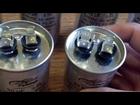 motor run capacitors, generator capacitors, motor running capacitors, motor capacitors