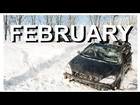 Winter Car Crash Compilation FEBRUARY Review - NEW by CCC :)