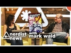 MARK WAID talks SHADOW WALK & Comic Books: Nerdist News w/ Jessica Chobot