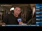 Nate Diaz/Benson Henderson Compare Each Others Game - Inside MMA