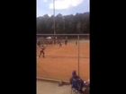 Brittany Burbage softball highlight