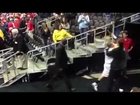 Marshall Henderson Ole Miss NCAA 3rd Round 3/24/2013 Flips Off Crowd