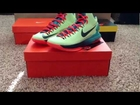 Kd V Extraterrestrial / All Star / Area 72 (Unboxing) & (Review) (HD)
