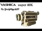 Vintage camera Yashica Super 40K