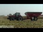 Case IH Combine at Farm Progress Show 2012 Corn Harves Demo