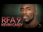 Black House MMA fighter Kevin Casey talks about his win, The Ultimate Fighter, more