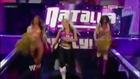 SummerSlam 2013 - Natalya w- Cameron & Naomi vs Brie Bella w- Eva Marie & Nikki Bella