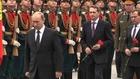 Russia commemorates WWII anniversary