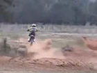 [MOTOCROSS] Ricky Carmichael -  crf 450 - FMX Training [Good