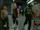 Mickie James, Dolph Zigger,  Mysterio & Kofi