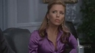 eva longoria - another purple satin blouse