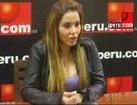 Karla Casós en el chat de Peru.com (Pt. 1)