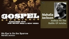 Mahalia Jackson - His Eye Is On the Sparrow - Gospel