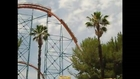 Amazing West American Road Trip - Six Flags Magic Mountain (jour 13)
