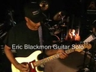 Eric Blackmon Fender Strat Solo East Coast Blues EEMusicLIVE