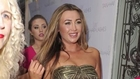 Lauren Goodger Beams With Rylan Clark at Beauty Launch