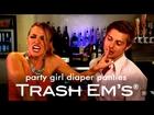 Trash Em's - Party Girl Diaper Panties